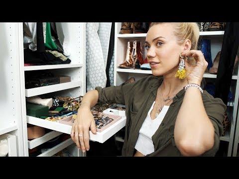 Экскурсия по гардеробу Елены Крыгиной