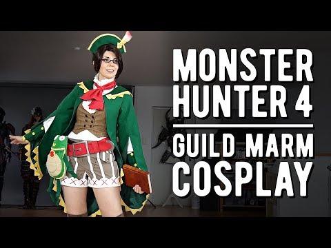 Guild Marm Cosplay - Monster Hunter 4 thumbnail