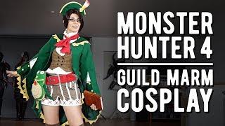 Guild Marm Cosplay - Monster Hunter 4