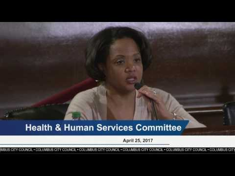 City Council Committee Hearing: Health & Human Services, Finance, & Workforce Development
