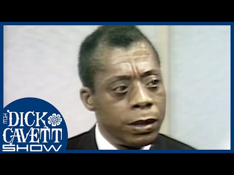 James Baldwin on Dick Cavett. Why isn't he consider one of the heroes?