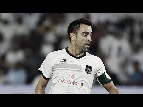 Xavi Hernández - Goals, Assists and Pre-Assists - Al Sadd 2015/16