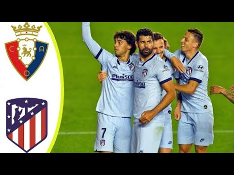 Download Osasuna VS Athletico madrid (0-5)All goals & Highlights