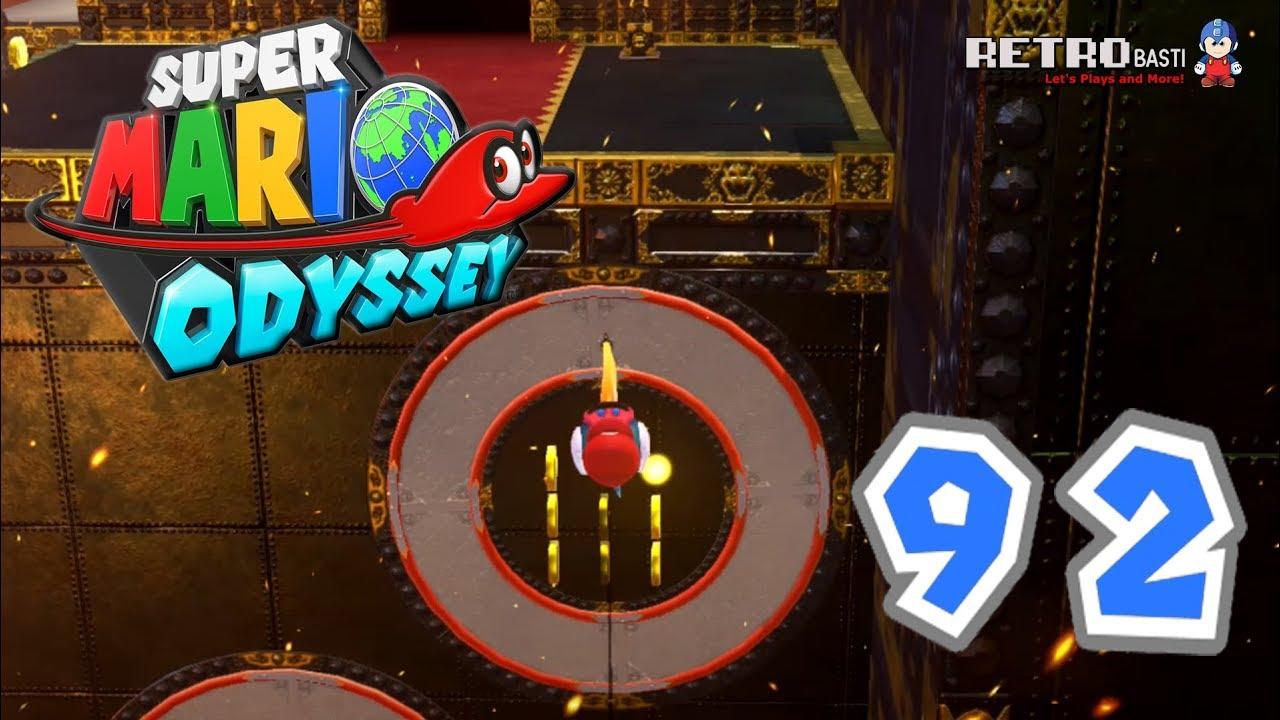 Lets Play Super Mario Odyssey German Blind 92