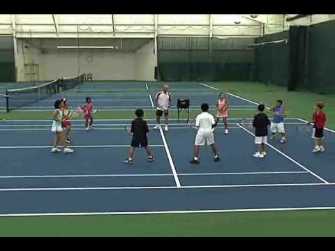 Youth Tennis - Ages 9 & 10: Circle Volley