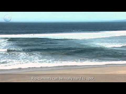 NOAA Ocean Today video: 'Break the Grip of the Rip' (Surviving rip currents)
