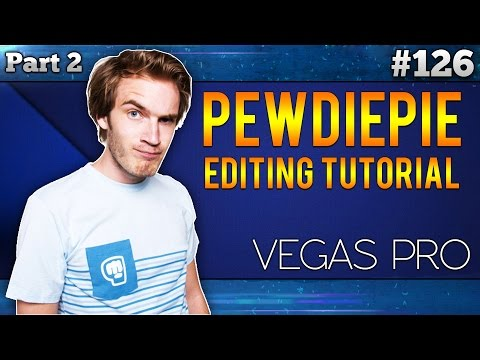 Sony Vegas Pro 13: How To Edit Gaming Videos Like PewDiePie - Part 2/2 | #126:freedownloadl.com  video editing, juic, softwar, wind, pc, soni, master, free, video, profession, download, tutori, edit, vega, studio, pro