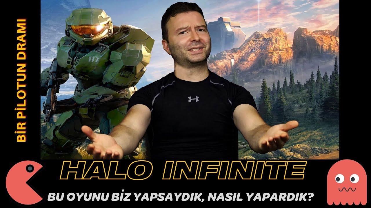 Halo - Infinite Türk Oyunu Olsaydı?