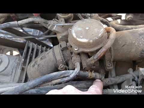 1998 through 2001 Arctic Cat ATV carb clean