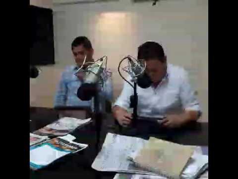#MARenVivo | Arlington Márquez y Roddy Encalada representantes Jóvenes 70MAR en radio Fiesta