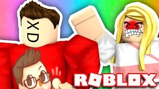 TROLLING AT STYLZ SALON IN ROBLOX
