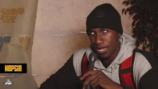 Hopsin Wants to Shock the Rap World on His Own | SoundSet 2015