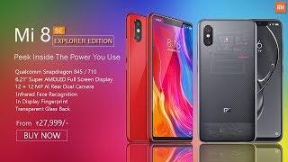 Xiaomi MI 8 / MI 8 Explorer Edition / MI 8 SE - Peek Inside The Power