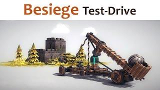 Besiege (Test-Drive)