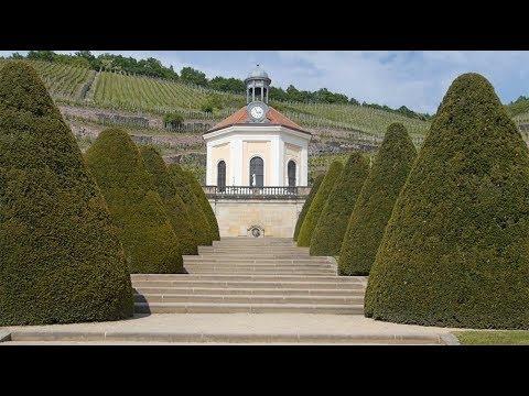 Radebeul, Sehenswürdigkeiten der Wein-, Villen- und Gartenstadt