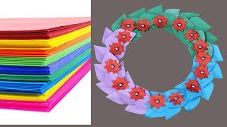 Amazing Paper Craft | Wall Hanging Ideas | Craft Video