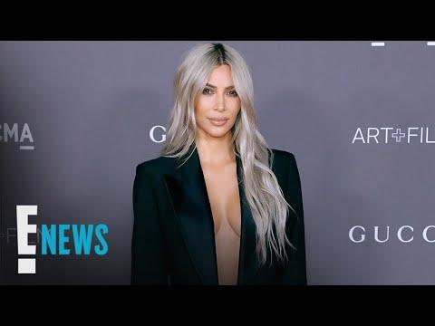 How Kim Kardashian Is Prepping to Become a Lawyer   E! News