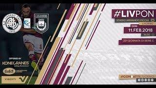 Livorno - Pontedera 0-1 // Serie C 2017-2018