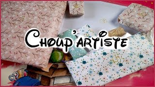 Choup'artiste - Boudiou c'est un truc de fouuuu \o/