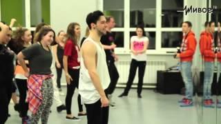 Урок движения. Мастер класс по Jazz-funk с Виталием Савченко(Потрясающий мастер-класс от финалиста шоу