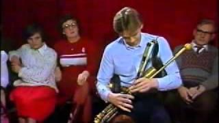 Uilleann Pipes, Robbie Hannan 1982