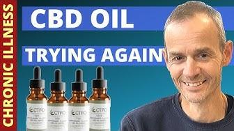 I'm trying CBD oil again | Multiple Sclerosis | Chronic Illness
