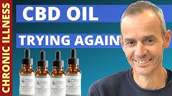 I'm trying CBD oil again | Multiple Sclerosis | Chronic Illness