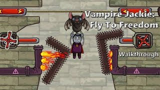 Vampire Jackie: Fly To Freedom - Walkthrough