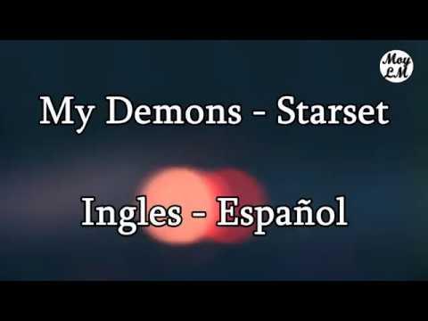 My Demons Starset Esp - Ing