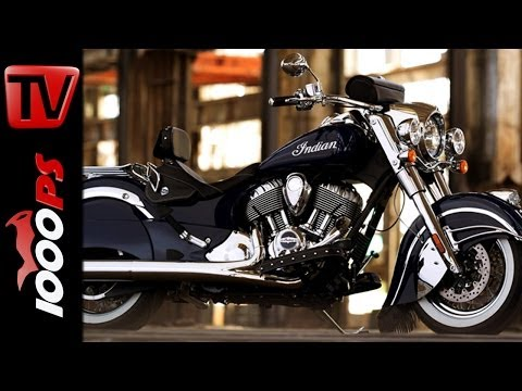 Indian Chief Classic 2014 Details & Infos @Eicma 2013