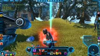 Star Wars The Old Republic Combat - Gameplay - PC - 1080p