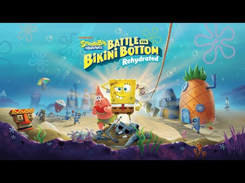 SpongeBob SquarePants: Battle for Bikini Bottom // Google Play