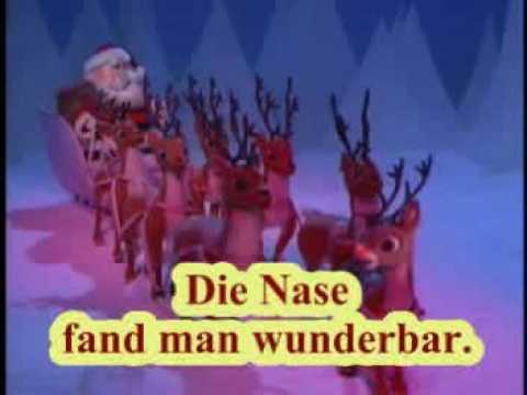 Rudolf das kleine Rentier