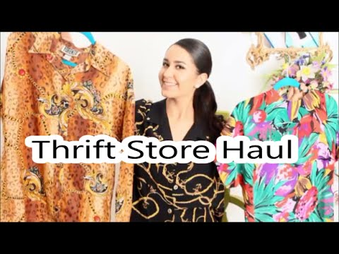 online home decor thrift store thrift haul clothes amp house decor 13014