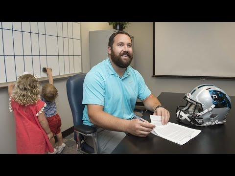 Panthers Sign C Ryan Kalil To Two-Year Extension