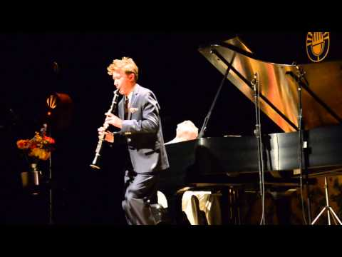 Amazing 13-year-old Clarinetist Performs on From the Top