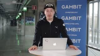 Gambit Pelipaivan Studio - Jakso 3