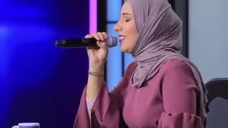 نداء شرارة تغني اغنية حكم القلب لفنان وائل كفوري