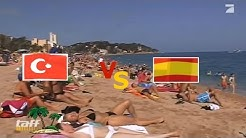 Urlaubs-Check: Türkei vs. Spanien | Reisen in Europa