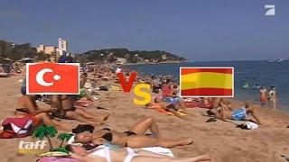 Urlaubs-Check: Türkei vs. Spanien   Reisen in Europa