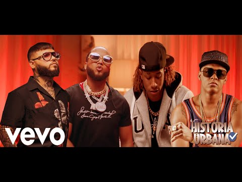 NO HAGO CORO REMIX – Farruko ❌ El Alfa ´´El Jefe´´ ❌ Nino Freestyle Secreto (Video Oficial) HU 4K