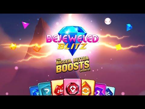 The Bigger, Better, Boosts Update Trailer | Bejeweled Blitz