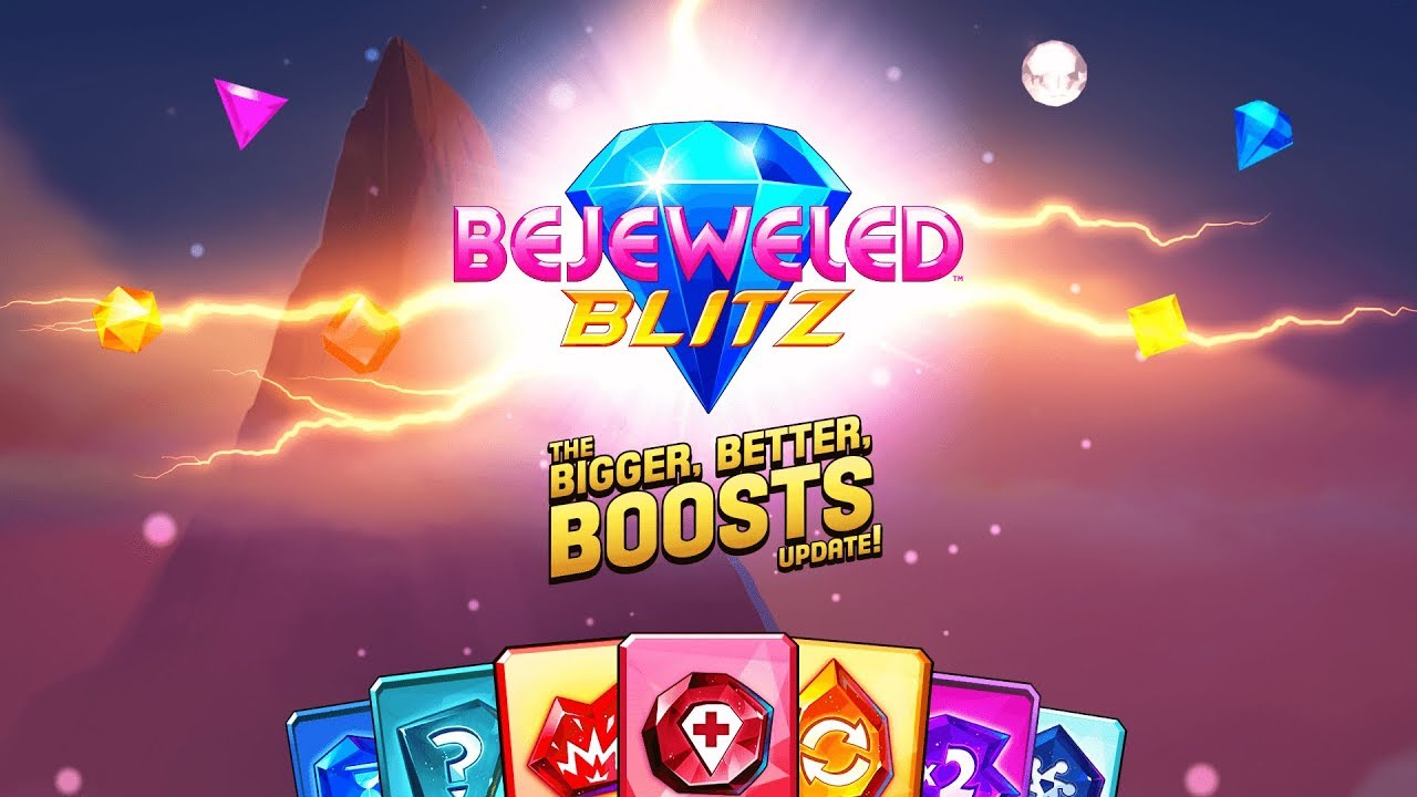 The Bigger, Better, Boosts Update Trailer | Bejeweled Blitz