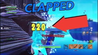 FORTNITE CLAPPING BOTS IN CREATIVE