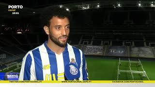 Primeiras declarações Felipe Anderson - reforço FC Porto 2020/21