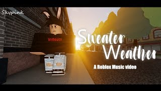 Pullover Wetter - Roblox Musik Video