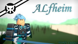 Let's Play ALfheim Online ▼ ROBLOX ▼ Livestream ▼