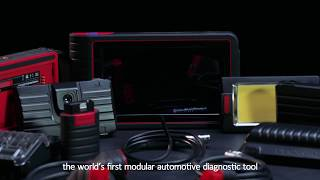THINKTOOL, the world's first All-in-one automotive diagnostic tool.