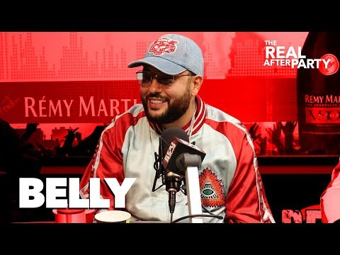 """Belly talks working w/ Jay-Z, New album """"The Midnight Zone, Being Underrated, Drug Use, & More"""