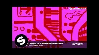 Daniele Petronelli & Koen Groeneveld - Ping & Pong (Original Mix)
